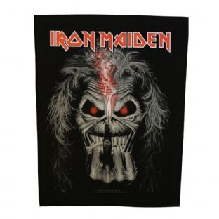 Iron Maiden - Large Sew On Patch